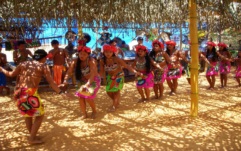 Ceremonias-Embera-Wounaan